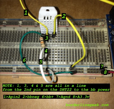 breadboard image with DHT22